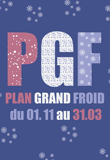 Plan grand froid 2019 - 2020